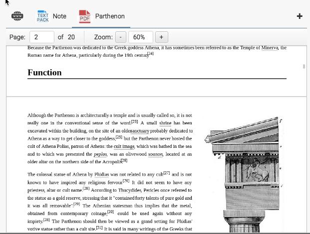 New PDF Preview
