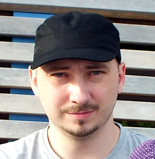 Tomasz Chudyk - The Author of Keepmark
